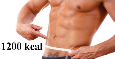 dieta 1200 kcal dla mężczyzn