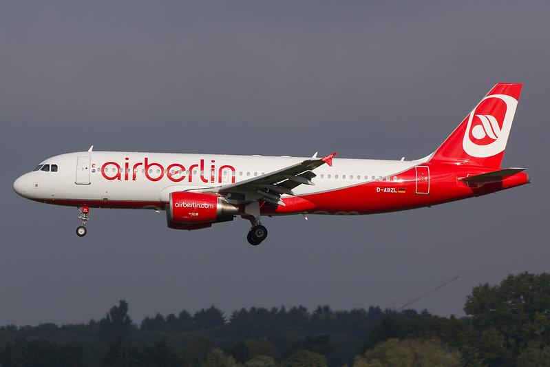 Air Berlin - A320 - D-ABZL (1)