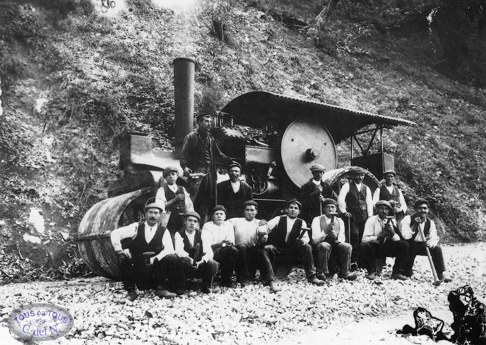 1920 - Picapedreros
