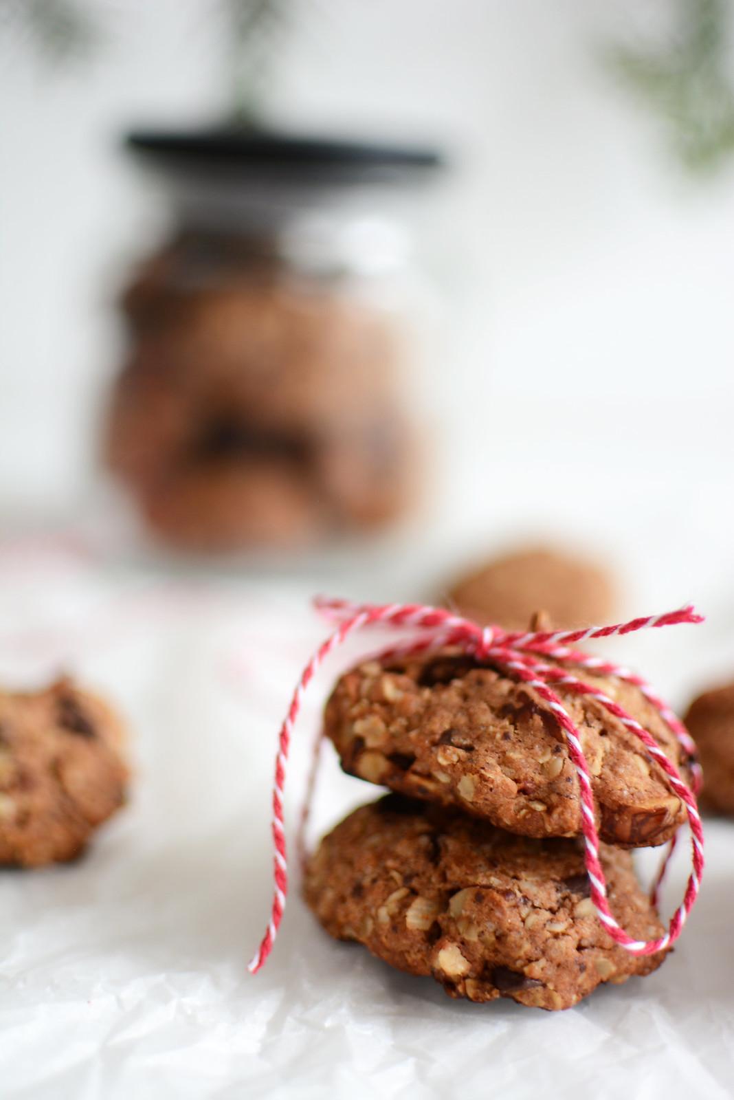 rezept haferflocken zimt cookies pixi mit milch. Black Bedroom Furniture Sets. Home Design Ideas
