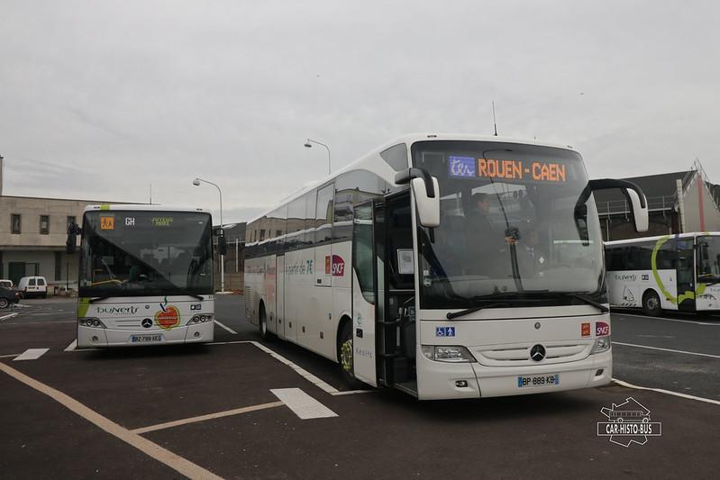 La liaison TER Caen-Rouen en bus 23749832501_88e2d72589_c