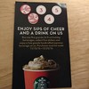Even though Starbucks propose a very efficient mobile application for payment and Rewards they provide you a loyalty card when you buy some seasonal product in their store. Don't they miss the occasion of having more use of the mobile application?!