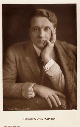 Charles Willy Kayser