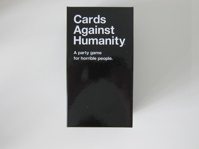 Cards Against Humanity - Box Front