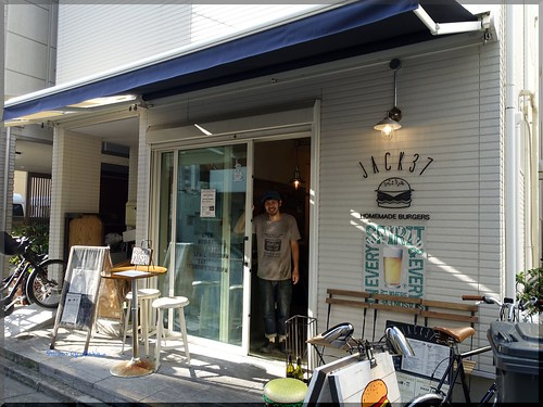 Photo:2016-11-04_ハンバーガーログブック_パティが変わって驚いた!【小伝馬町】Jack 37 Burger_05 By:logtaka