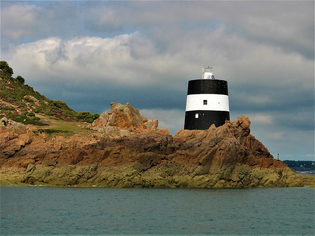 Noirmont Point Light, Channel, Canon POWERSHOT A610