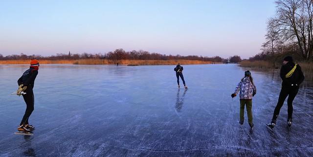 We Dutch love to skate