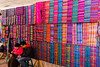 Guatemala marché de San Francisco El Alto