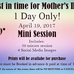 Mini session #mothersday #mothersdaygift #portrait #photocreationsbydeb