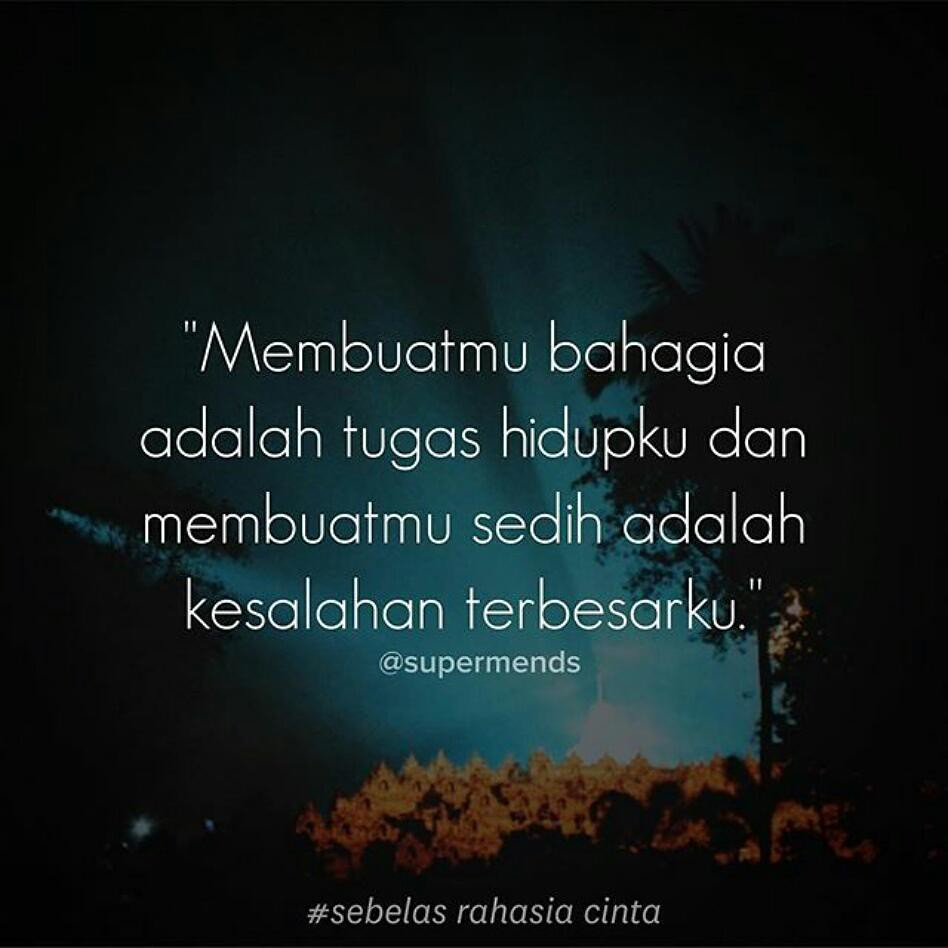 repost sebelasrahasiacinta quote by supermends photo by flickr