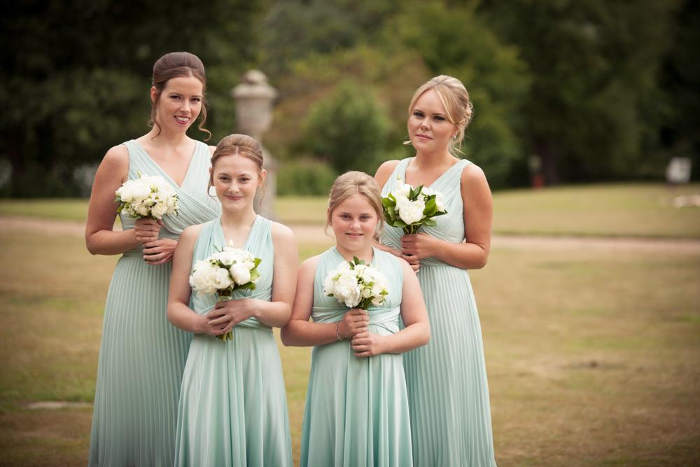 Chilston Park Hotel, Bridemaids
