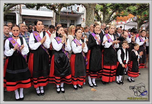 Briviesca en Fiestas 2.015 Recepción en el Ayuntamiento y canto popular del Himno a Briviesca (21)