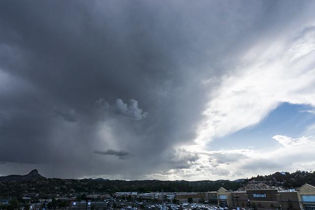Monsoon Sky, Prescott