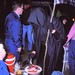West Germany   -   Vaihingen   -   Patch Barracks   -   Bldg 2401   -   Halloween   -   The Grim Reaper  (Jessica)   -   31 October 1987 by Ladycliff