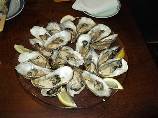 Paul Withers Oysters