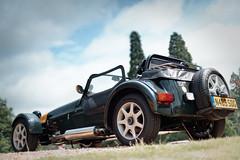 race car, automobile, lotus seven, vehicle, automotive design, caterham 7 csr, caterham 7, antique car, vintage car, land vehicle,