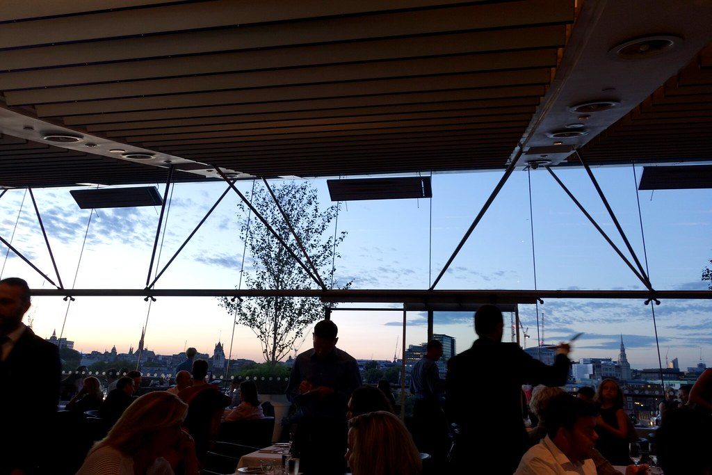 OXO Tower Restaurant, London