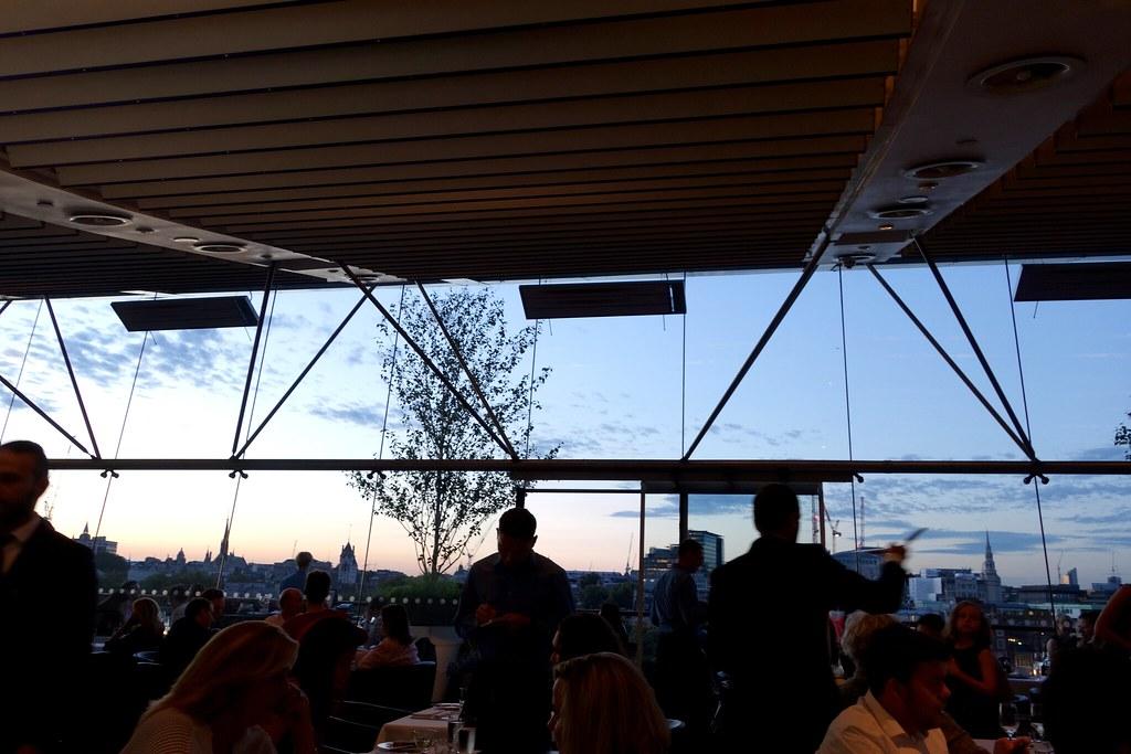 OXO Tower Restaurant, London