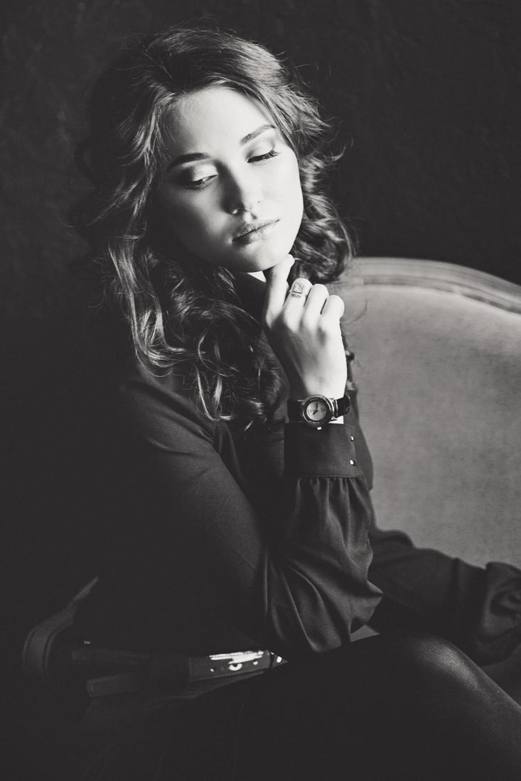 Фотосессия девушки Екатерины