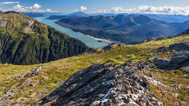 Southern View, Mount Juneau