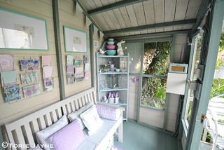 Inside my Summer House 1
