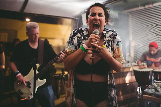 Life Is Cool at The Sweatshop | 9.4.15 | Benson Femme Fest