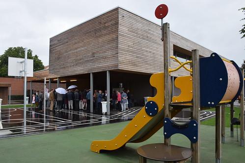 Opening passiefschool Gilko Lemberge