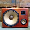 Leather Oculus Monster heading to New Jersey - #BoomBox #BoomCase #Vintage