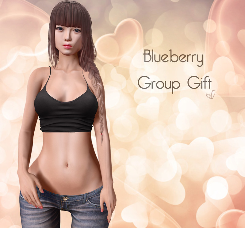 Blueberry Group Gift Time! YAY