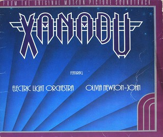 XANADU - OST ELO Electric Light Orchestra & Olivia Newton John (OST Original Sound Track)