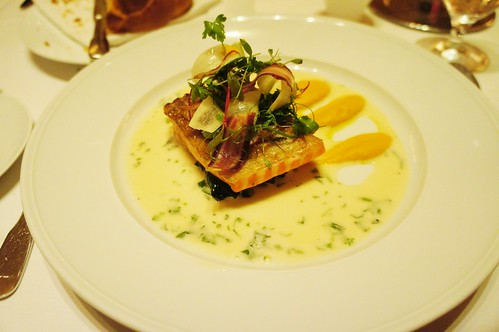 Roasted Loch Etive Sea Trout
