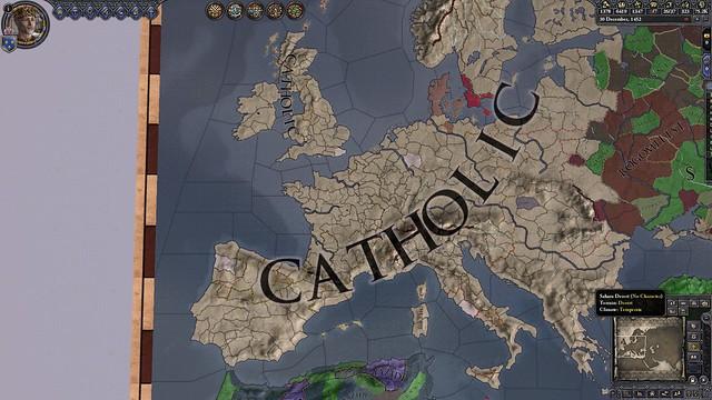Crusader Kings ironman 3