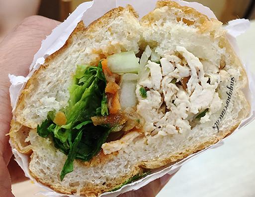 07 Trung Nguyen - Banh Mi Chicken