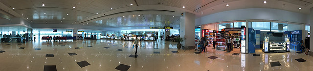 04 Yangon Airport - Level 2
