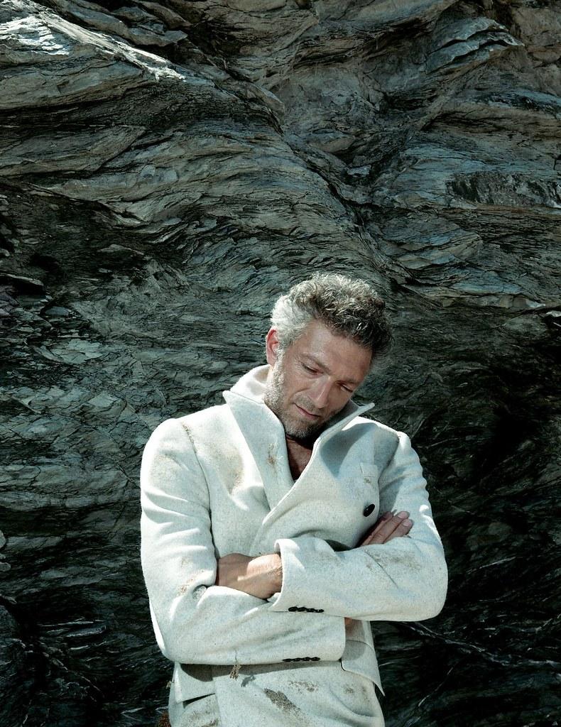 Венсан Кассель — Фотосессия для «Madame Figaro» 2015 – 4