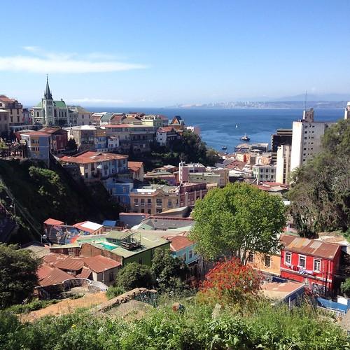 Paseando por Valparaíso #Chile