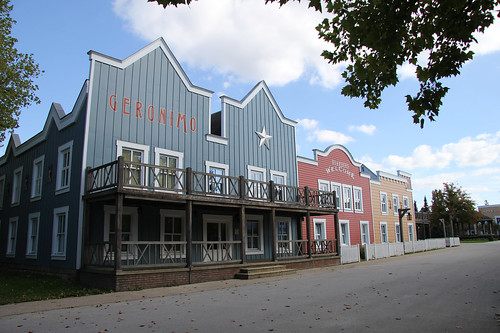 Hotel Cheyenne buildings