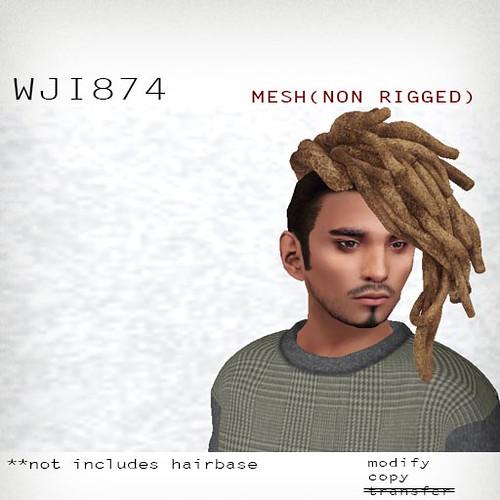 booN WJI874 hair