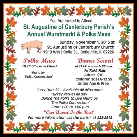 St Augustine 11-1-15