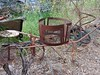 Rusty Basket Barrow by mikecogh