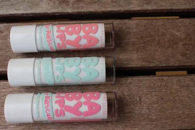 Maybelline Baby Lips by Milk Blog