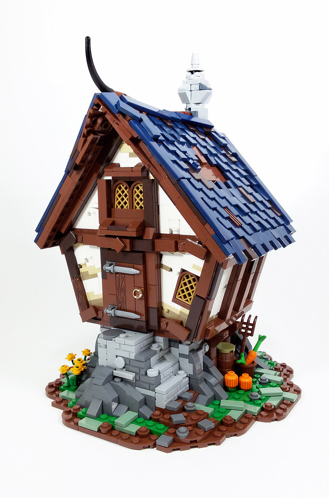 Fantasy Castle Cottage The Brothers Brick The Brothers