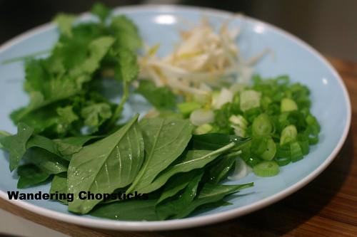 Banh Mi Pho Bo (Vietnamese Beef Noodle Soup-Spiced Sandwich) 7