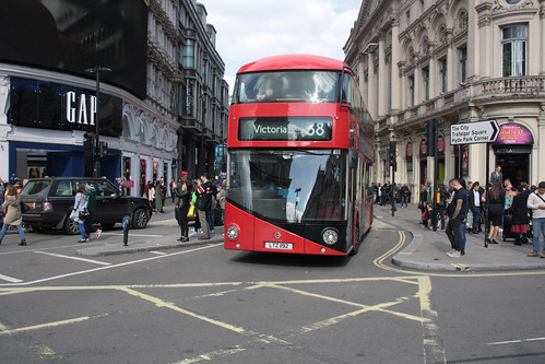 Arriva London North LT192 LTZ1192