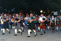 Highlander Band, State Fair of Texas, 1999