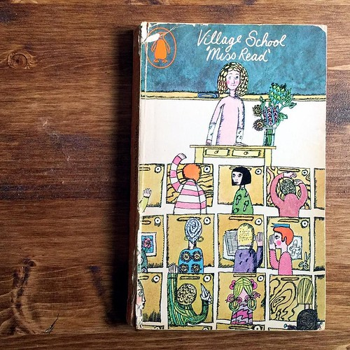 Village School by Miss Read // If you love Mitford or stories set in quaint English villages, you will love Miss Read. She is a spinster school teacher in a small town in England and personalities and characters abound. There are quite a few books in the