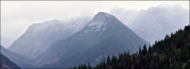 Middle Fork Panorama