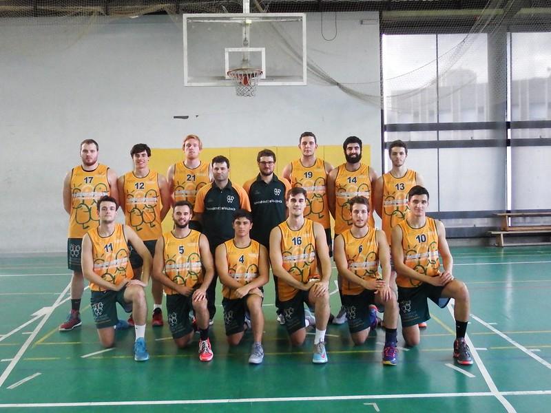Baloncesto masculino CADU 2015