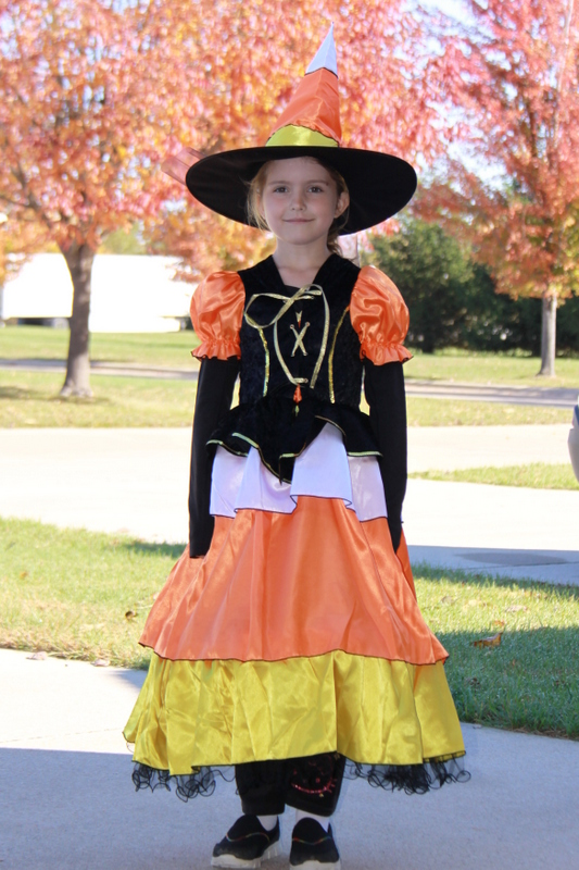 Candy Corn Witch (1)