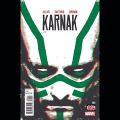 Karnak #1 capsule review, today at www.longboxgraveyard.com. #Inhumans #Karnak #comics